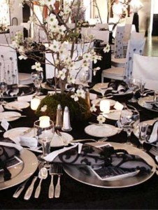 table settings for the eve w dogwood